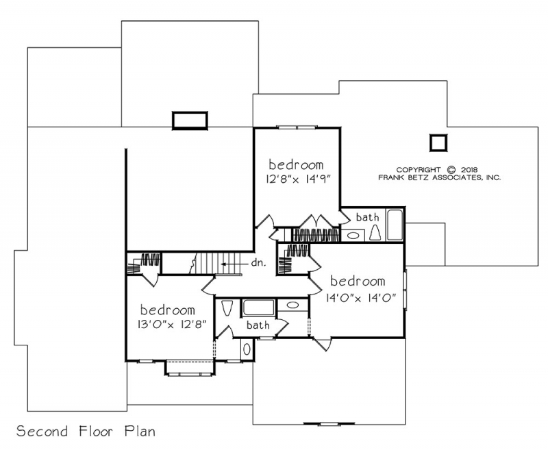 Kensley Downs House Plan