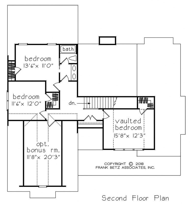 Bluffton Way House Plan