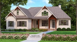 Narrow Home Plan Collection
