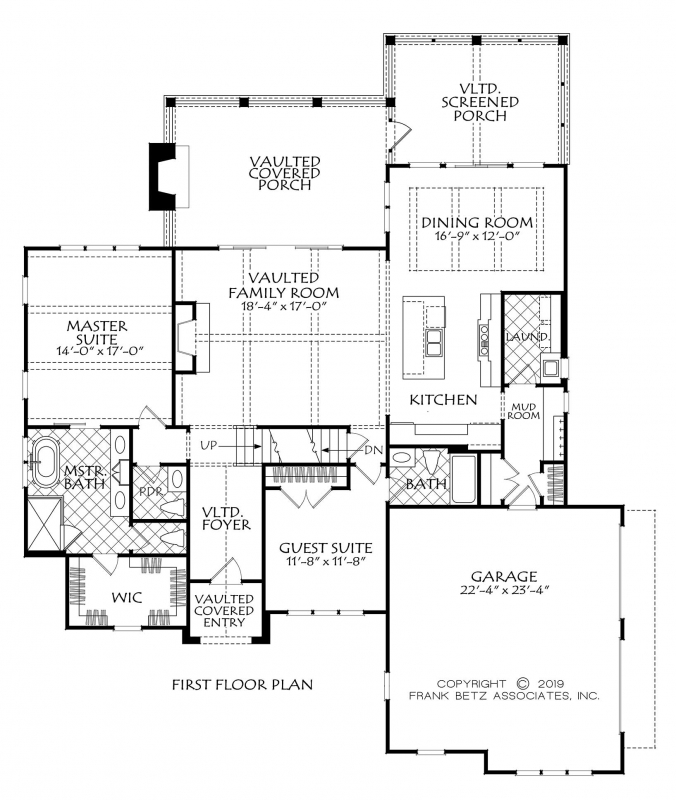 Tyrrell Place House Plan