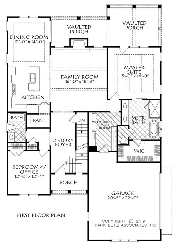 Highland Point House Plan
