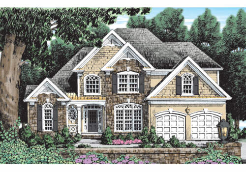 Mallory home plans and house plans by frank betz associates for House plans frank betz