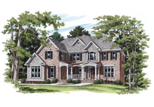 Abernathy House abernathy house floor plan | frank betz associates
