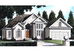 One Story House Plans