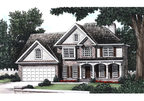 Allison  House Plan