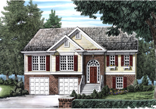 Aspen house floor plan frank betz associates for Aspen house plans