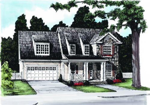 Cypress Grove House Plan