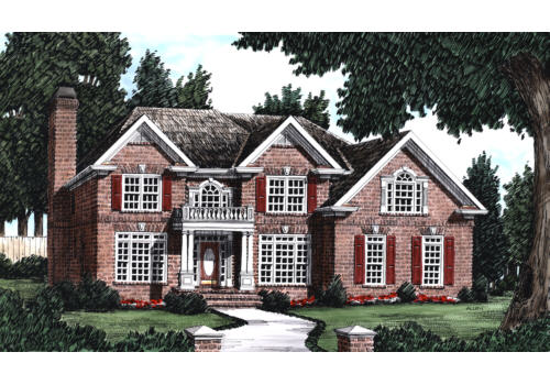 Herndon House Plan