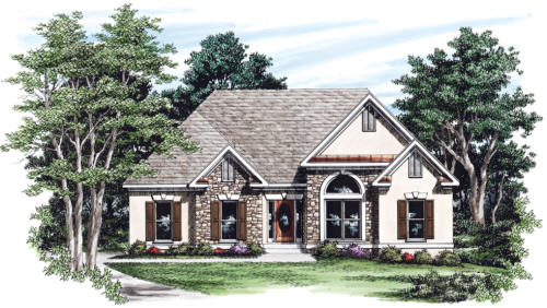 Mayfield House Plan