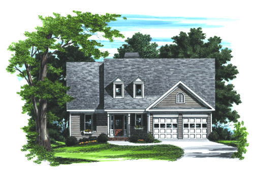 Nadine House Plan Elevation