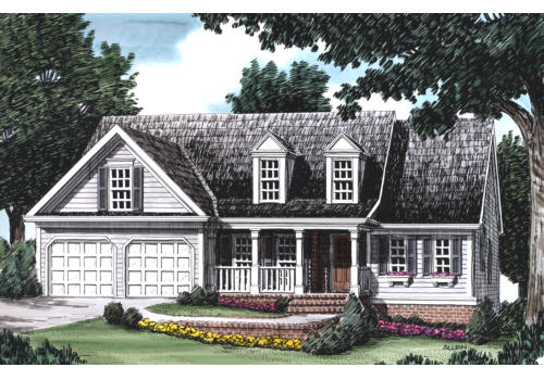 Naples House Plan