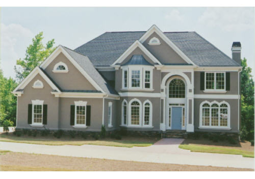 Ridgefield House Plan Photo