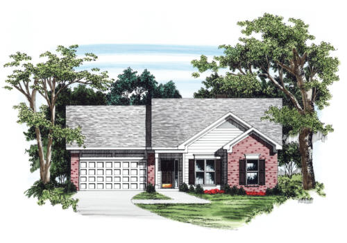 Sterling House Plan Elevation