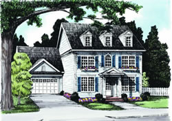 Olde Towne Plan Collection