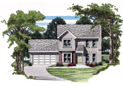 Tahoe House Plan